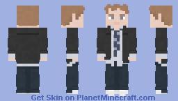 Thom Yorke | Radiohead | Just Minecraft Skin