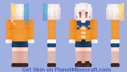 Tide Pod~Chan UwU/ Minecraft Skin