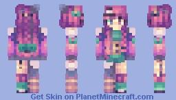 venus ✪ twenty-eighteen Minecraft Skin