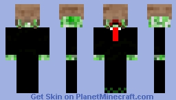 headcrab creeper Minecraft Skin