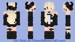 gσтнιє Minecraft Skin