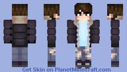 Ken's not hot Minecraft Skin