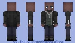 Amenadiel - Lucifer TV Show Minecraft Skin