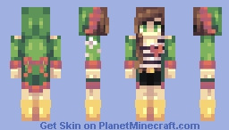 lethenia st Minecraft Skin
