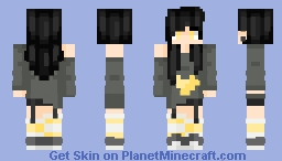 𝓟𝓸𝓻𝓽𝓪𝓵 - Triggered Tracy Minecraft Skin