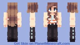 Cheap Thrills Minecraft Skin