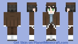 All is good that's good for me [wowow first skin] Minecraft Skin