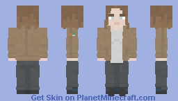 Alyssa   TEOTFW   Episode 2 Minecraft Skin