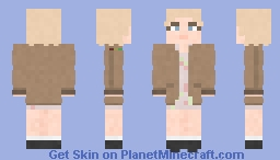 Alyssa / TEOTFW / Episode Four / 2017 Minecraft Skin