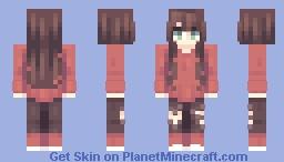 de roses et de colombes - st Minecraft Skin
