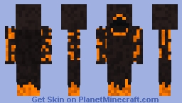Autumn Lord Minecraft Skin