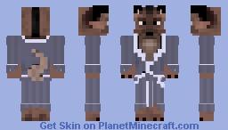 ﴾ξꭚꞕꝍ₮₮ἷ﴿ Wolf In Bathrobe Minecraft