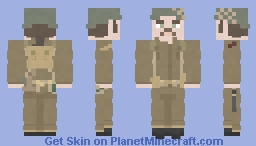 British Soldier | World War II | 14th Popreel Minecraft