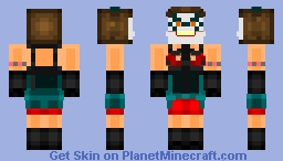 Chance the Clown (Halloween Horror Nights) [Request] Minecraft