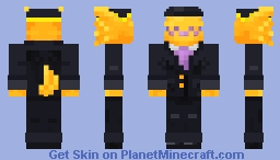 The Conductor - A Hat in Time Minecraft