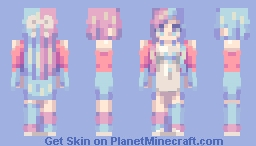 Wii Fit Board Minecraft Skin