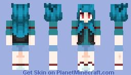 [Kari] Water Deer || Reshade Entry Minecraft Skin