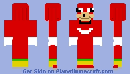 Do you know the way? Minecraft Skin
