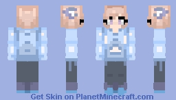 Myuca The Mixup Minecraft Skin