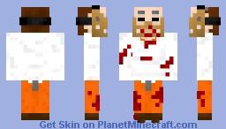 Hannibal Lecter by Zatsune11 Minecraft Skin