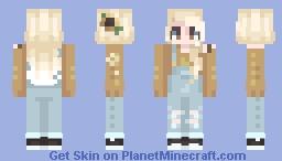 come back summer * Minecraft Skin