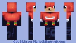 do you know de way Minecraft Skin
