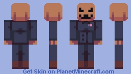 General Spookington Minecraft Skin