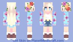 Elissa // Fanskin Minecraft Skin