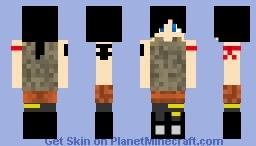 Fortnite 1 Minecraft Skin