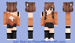 queen of france Minecraft Skin