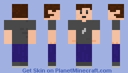 Just a guy Minecraft Skin