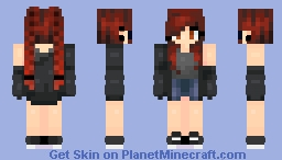 ღDon't Turn Awayღ Minecraft Skin