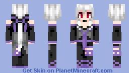 [Kari] Synchronicity: Yowane Haku Minecraft Skin