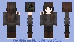ღDark Horseღ   st Minecraft Skin
