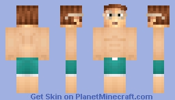 c6681b4c1f060 Minecraft Skin. playlist_add. VIEW · Corl Swimming Outfit!