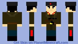 soviet red army cossack cavalry 1941-1959 Minecraft Skin