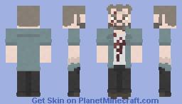 Logan / Wolverine | Logan | 2017 Minecraft Skin
