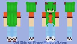 idk what i was doing Minecraft Skin