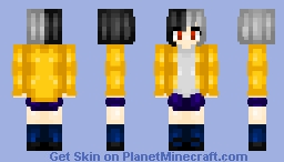 Moon-Chan Minecraft
