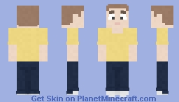Morty Smith | Rick and Morty Minecraft Skin
