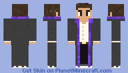 MysticCoyote V.1 - OLD SKIN Minecraft Skin