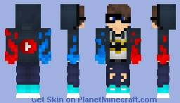 pro boy (request) Minecraft Skin