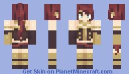 pyrrha Minecraft Skin