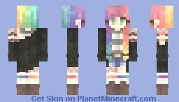 V i v a H a p p y ! Minecraft Skin