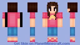Stella Universe (Female Steven Universe) Minecraft Skin