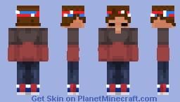 OnePuchPepsi! Minecraft Skin