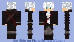Castamir : 'The Sand Raider' Minecraft Skin