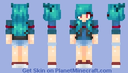 ღReshade Contest Entryღ Minecraft Skin