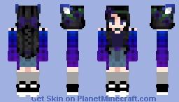Callinq   🙦 𐍃𝔬𝔭𝔥𝔦 🙤 Minecraft Skin