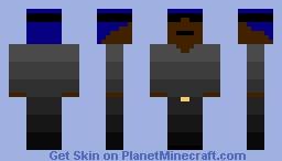 Μυστικός κατάσκοπος (C.O.U.N.T.R.I.E.S) Minecraft Skin